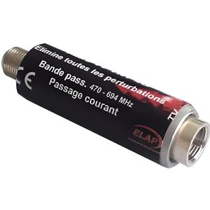 REPETEUR DE SIGNAL Filtre batônnet anti perturbations 4G / 5G LTE 700