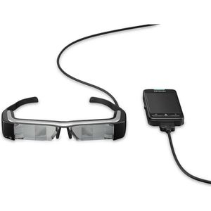 LUNETTES 3D Epson Moverio BT-200 Lunettes multimédia à réalité