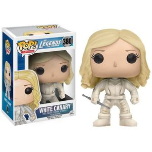 FIGURINE - PERSONNAGE Figurine Funko Pop! Dc Legends Of Tomorrow : White