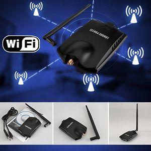 REPETEUR DE SIGNAL Amplificateur Wifi longue portée