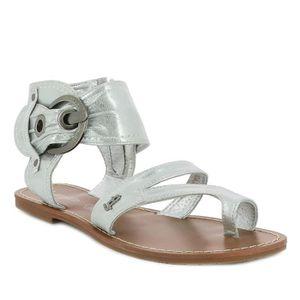 SANDALE - NU-PIEDS Les petites bombes - Chaussures nu-pieds en cuir P
