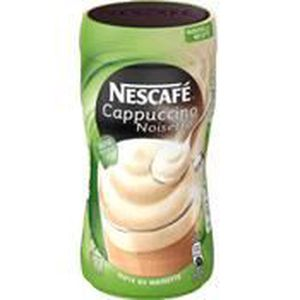 Cappuccino noisette achat