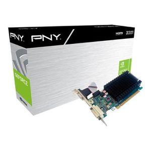 CARTE GRAPHIQUE INTERNE PNY Carte graphique NVIDIA GeForce® GT 710 - 1 Go