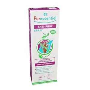 ANTI-POUX PURESSENTIEL Spray Anti-Poux - 100 ml