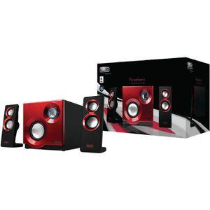 HAUT-PARLEUR - MICRO Sweex Système de haut-parleurs 2.1 Purephonic 60 W
