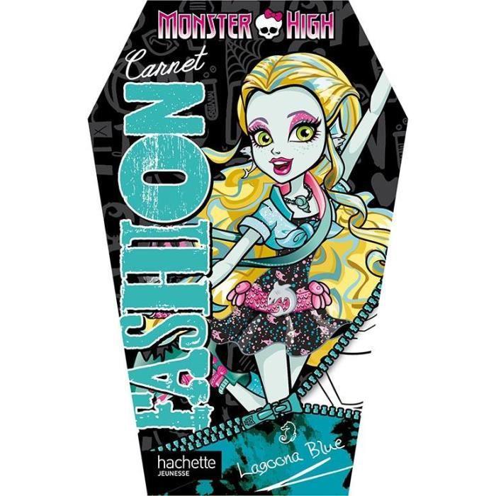 Monster High carnet Fashion