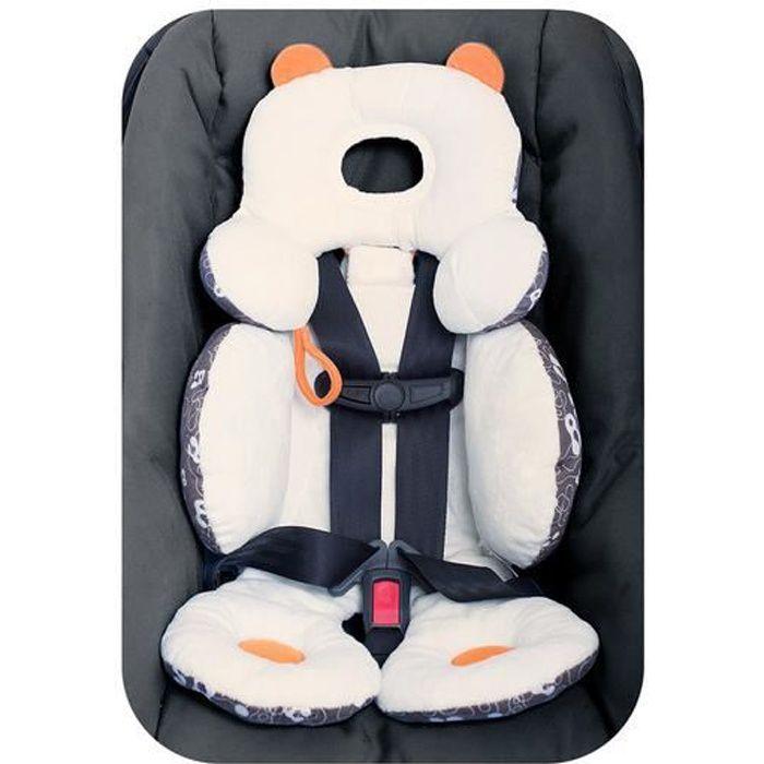 Réducteur de Siège-Auto Baby Body Support - Blanc