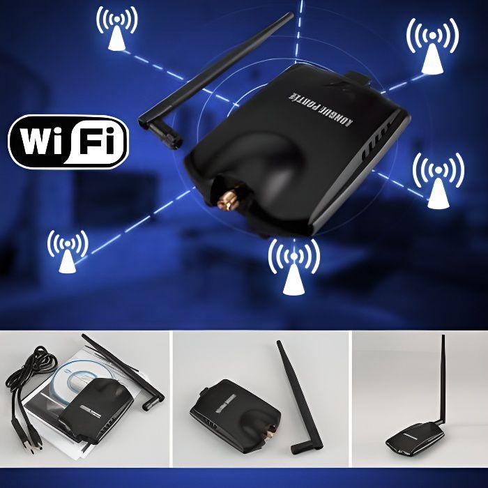 Amplificateur Wifi longue portée