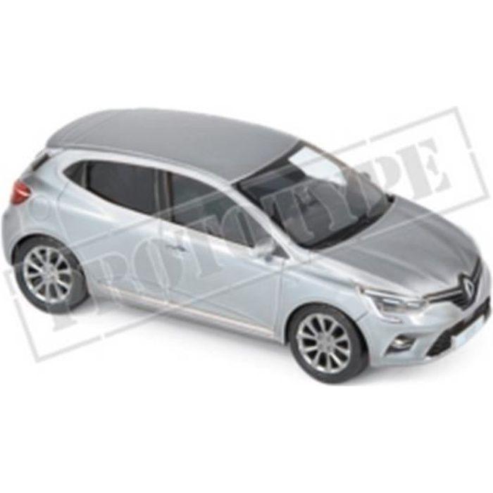 Véhicule Miniature assemble - Renault Clio Gris 2019 1/43 Norev