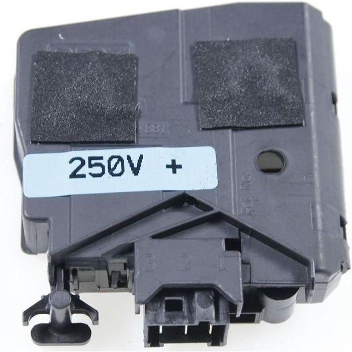 SECURITE DE PORTE POUR LAVE LINGE SAMSUNG * DC34-00026A WW90H7410EW/EF WD80J5430AW/EF WD80J6400AW/EN