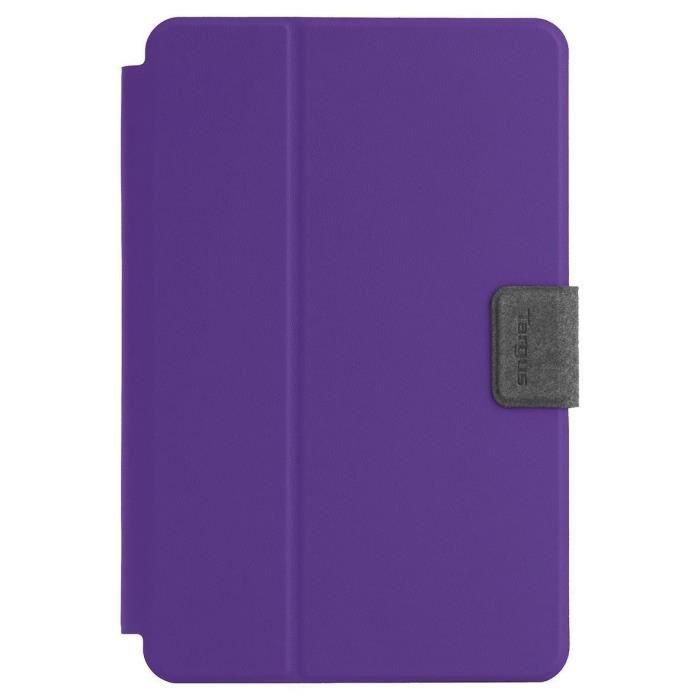 TARGUS Etui universel Rotatif SafeFit pour tablette 7-8- - Violet