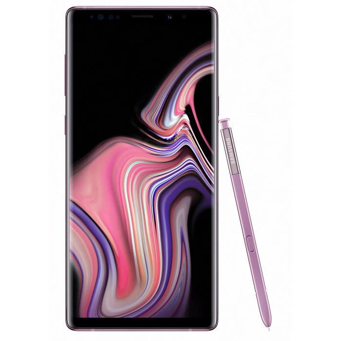 TIM Samsung Galaxy Note9, 16,3 cm (6.4-), 128 Go, 12 MP, Android, 8.1, Lavande