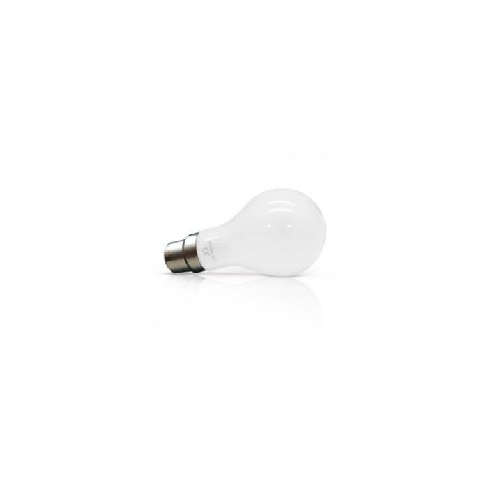Ampoule LED B22 Bulb Filament Dépoli 12W 2700 K