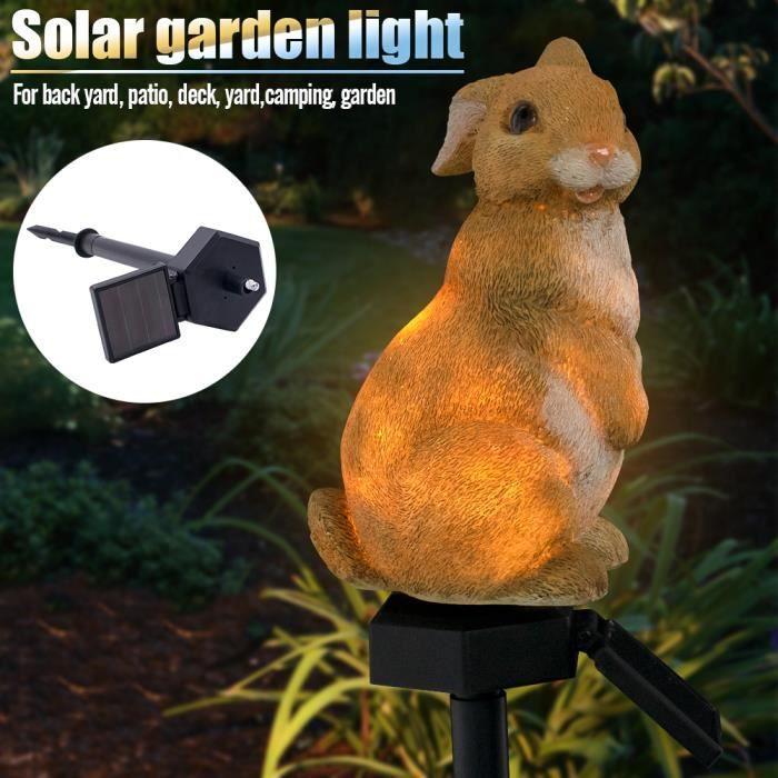GUIRLANDE D'EXTÉRIEUR Lampe Solaire Extérieur Lampe de Jardin Cour Pelou