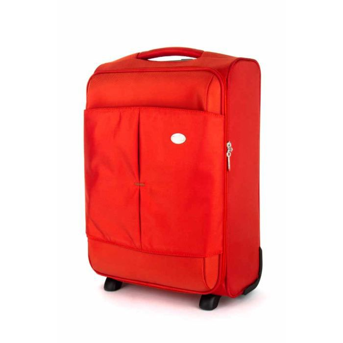 american tourister valise cabine souple colora orange achat vente valise bagage