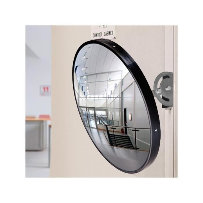 miroir convexe de s curit smartwares achat vente. Black Bedroom Furniture Sets. Home Design Ideas
