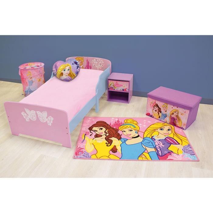 CIJEP DISNEY PRINCESSES Pack chambre pour enfant - Fille - modèle aléatoire