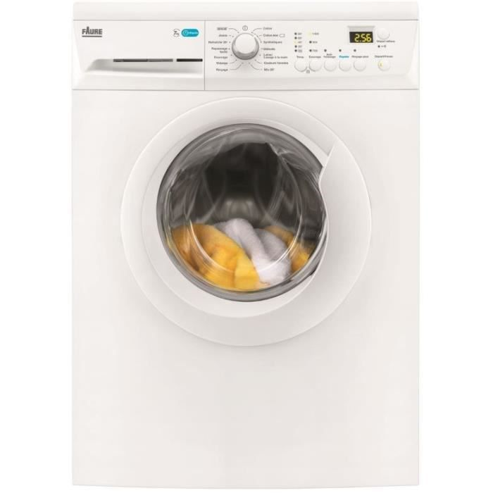 Photo de lave-linge-frontal-faure-7kgs-fwf7125pw
