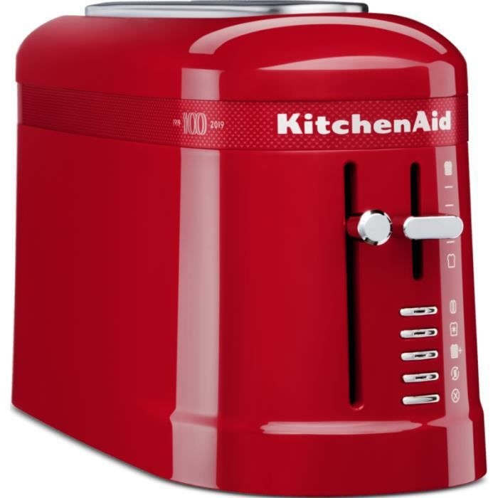 KitchenAid 5KMT3115EER grille-pain Empire Rouge