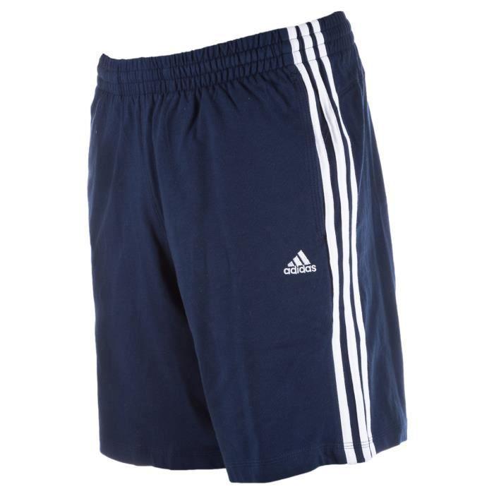 short adidas bleu homme