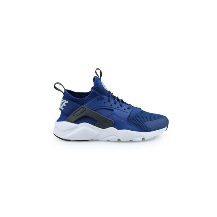 release date: 2a389 635be BASKET Baskets Nike Air Huarache Run Ultra Junior Bleu