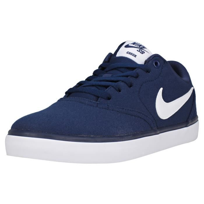 chaussure nike sb bleu marine