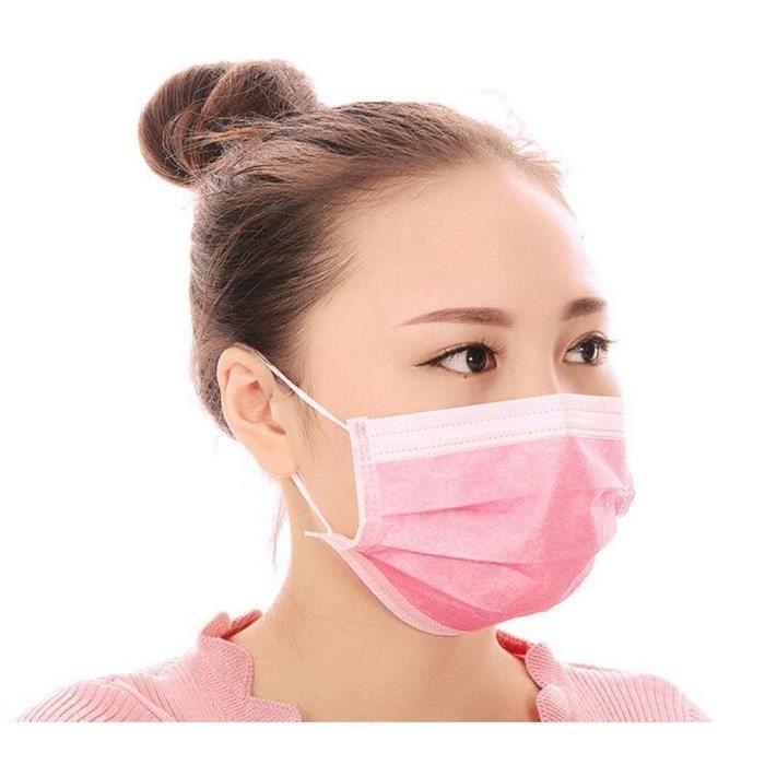masque bouche jetable