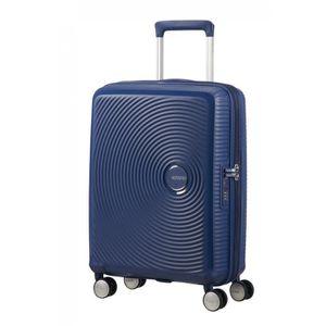 VALISE - BAGAGE Valise cabine rigide 8 roulettes Soundbox American