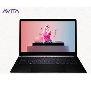 """Achat PC Portable Ordinateur Portable AVITA PC - 13,3""""FHD - Intel Core i5-8250U - RAM 8 Go - Disque Dur 256Go - WiFi - Windows 10 - Noir pas cher"""