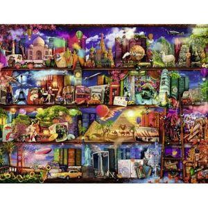 PUZZLE RAVENSBURGER WORLD OF BOOKS JIGSAW PUZZLE (2000…