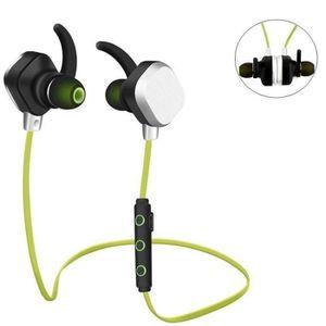 CASQUE - ÉCOUTEURS Casque Bluetooth, marsee écouteurs intra-auriculai