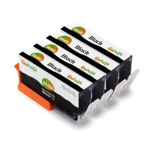 CARTOUCHE IMPRIMANTE Compatible avec HP 364 364XL Noir Cartouches d'enc