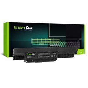 BATTERIE INFORMATIQUE Green Cell® Batterie pour Asus K43SD-VX465 K43SD-V