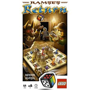 ASSEMBLAGE CONSTRUCTION Lego Ramses Return