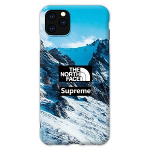 coque the north face iphone 7