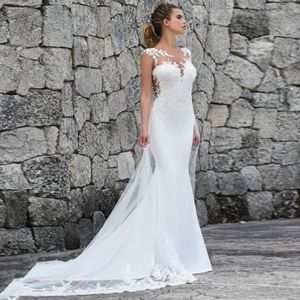 Robe de mariee sirene - Achat / Vente pas
