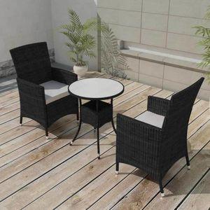 SALON DE JARDIN  Mobilier de jardin 5 pcsMeuble de jardin salon co