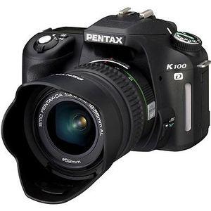 APPAREIL PHOTO RÉFLEX PENTAX K100D + 18/55 mm