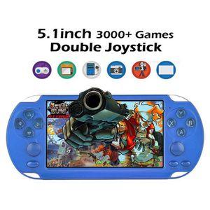 CONSOLE PS2 X9S Dual Rocker Control 8GB 5.1 Écran Console de J