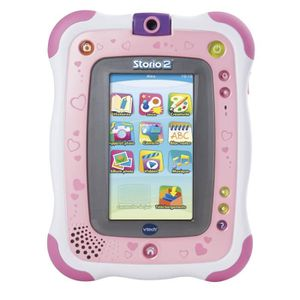 TABLETTE ENFANT VTECH - Tablette Enfant Storio 2 - Rose