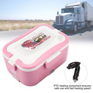 LUNCH BOX - BENTO  1.5 L Boîte à Lunch Chauffante Electrique Portatif
