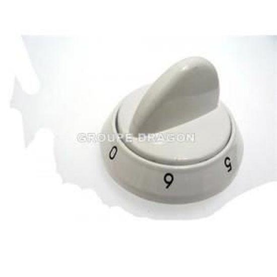 bouton poussoir blanc livre x3 pour four FAGOR FAGOR