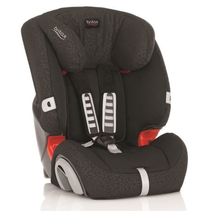britax si ge auto evolva 1 2 3 groupe 1 2 3 cosmo black achat vente si ge auto. Black Bedroom Furniture Sets. Home Design Ideas