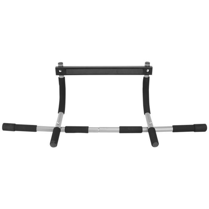 Bar entraînement supérieur Body Lite Pull-Up réglable Barre horizontale robuste Doorway BARRE POUR TRACTION - DIP STATION