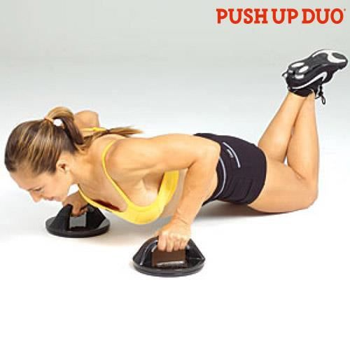 Appareil musculation Push Up Duo