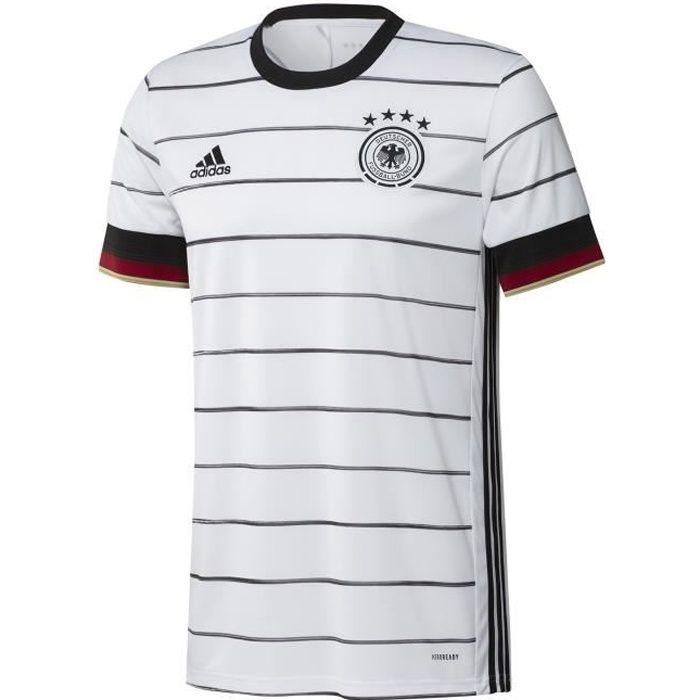 Maillot Adidas Allemagne Domicile blanc homme