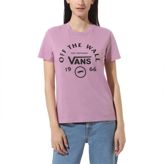 Vêtements femme T-Shirts Vans Attendance Crew