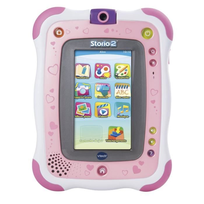 VTECH - Tablette Enfant Storio 2 - Rose