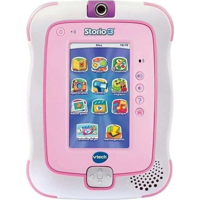 VTECH - Storio 3 Tablette Enfant Vtech - Rose