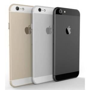 coque arriere iphone 6 or
